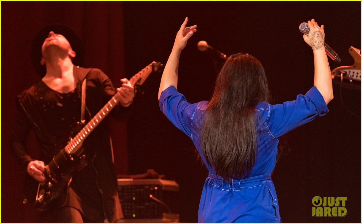 demi lovato has written songs with john mayer reveals advice he gave her 10