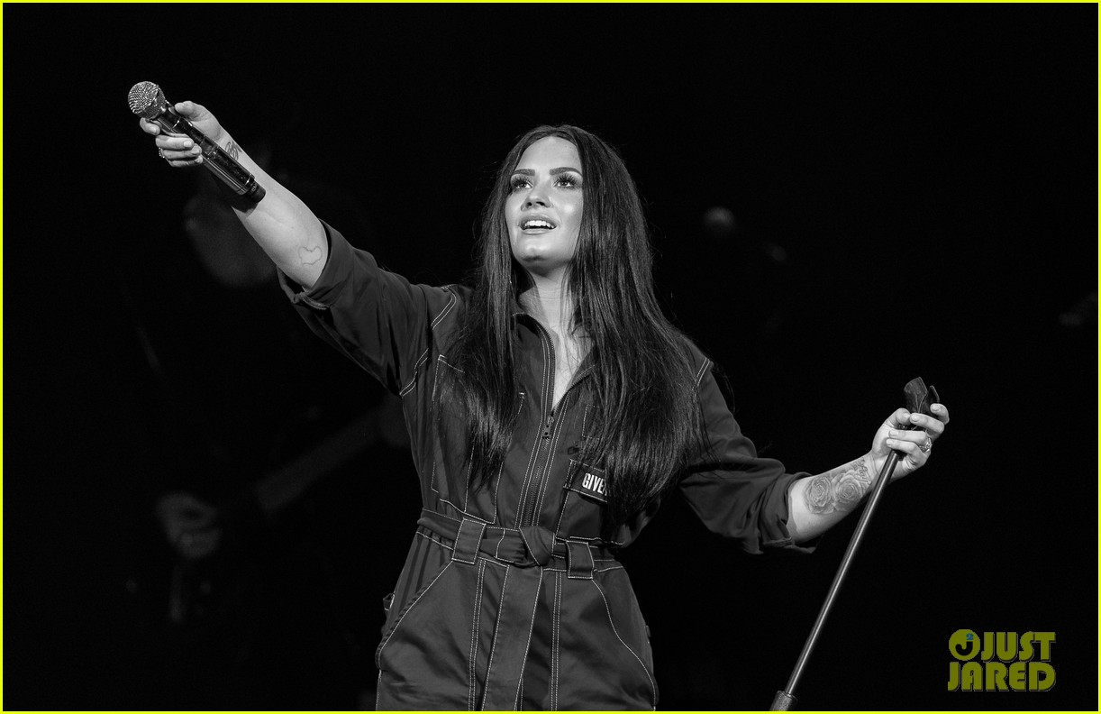 demi lovato has written songs with john mayer reveals advice he gave her 15