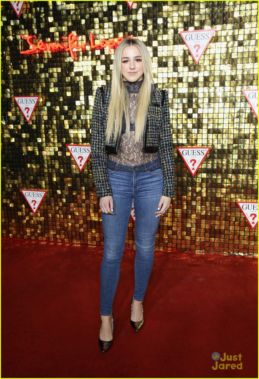 rydel lynch welcomes feb ellington pic guess launch 01