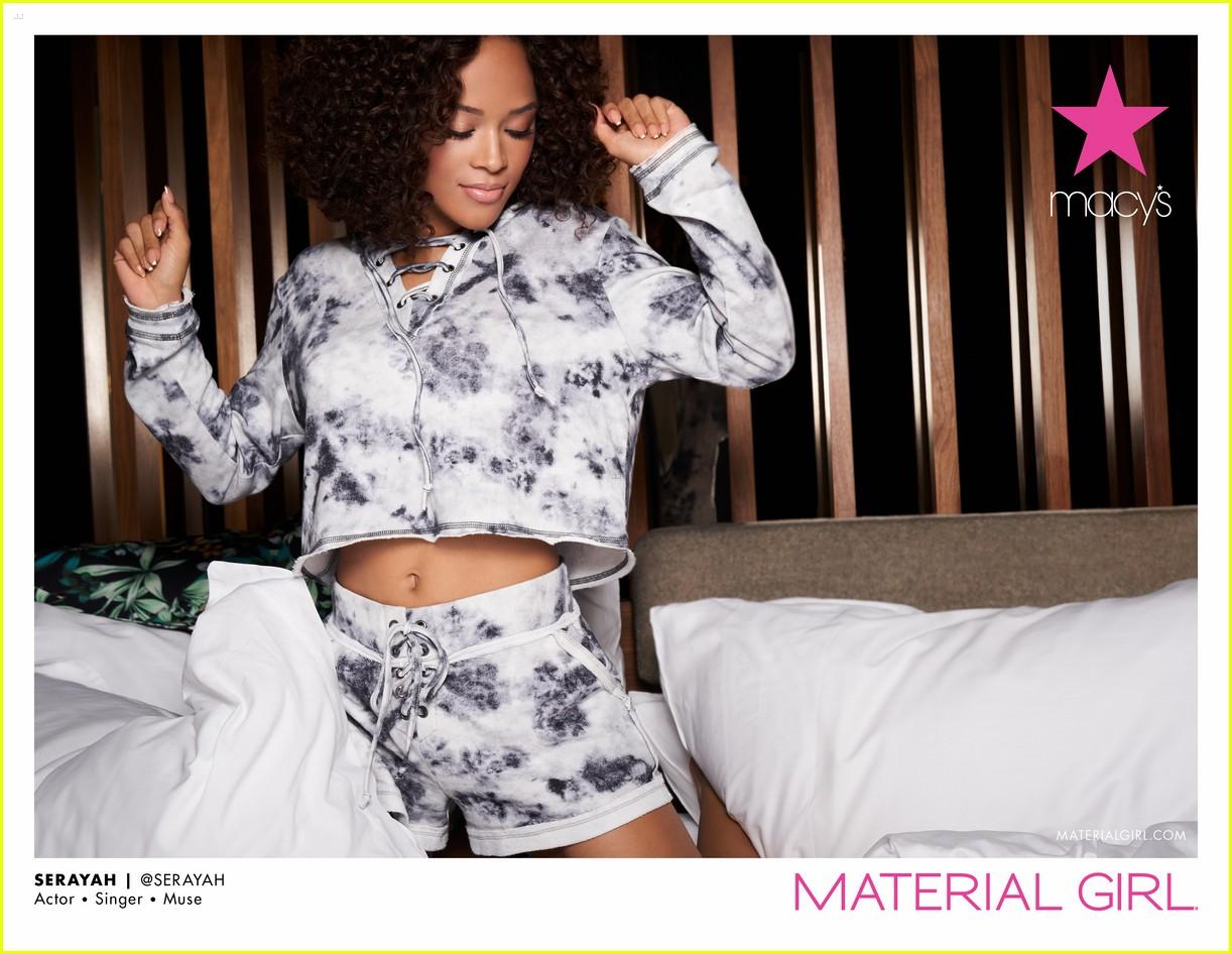 serayah material girl spring campaign 37