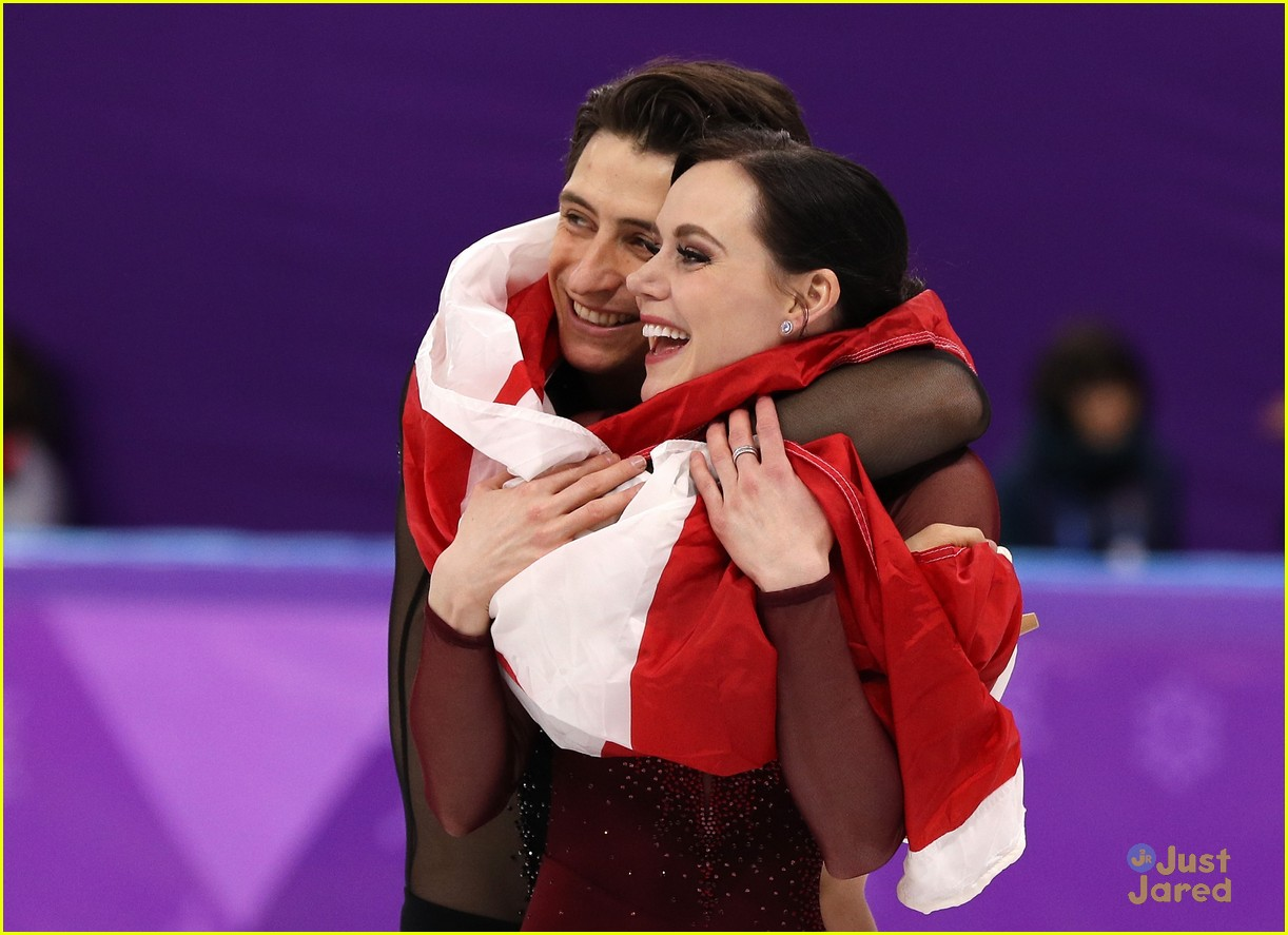 Virtue and moir are they dating