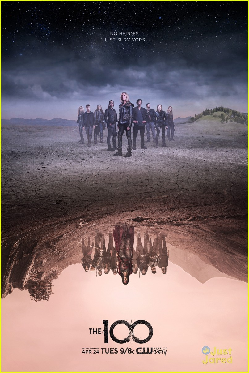 the 100 season 5 poster new details 01