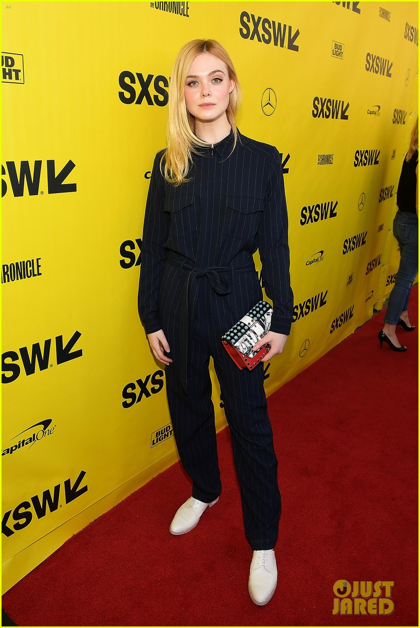 elle and dakota fanning join forces at sxsw film festival 01