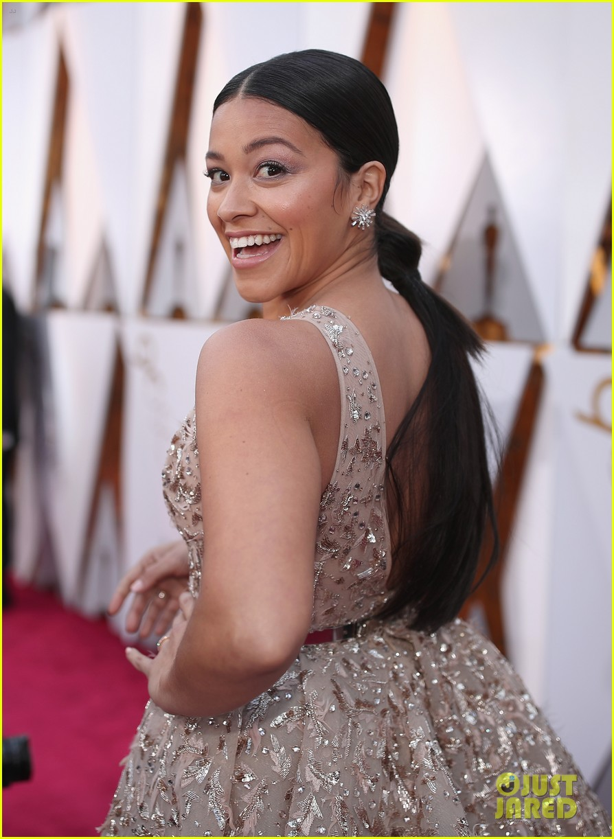 swimsuit Is a cute Gina Rodriguez naked photo 2017