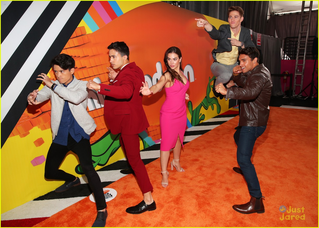 hunter street power rangers kcas 2018 02