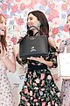 victoria justice kate spade new york event 09