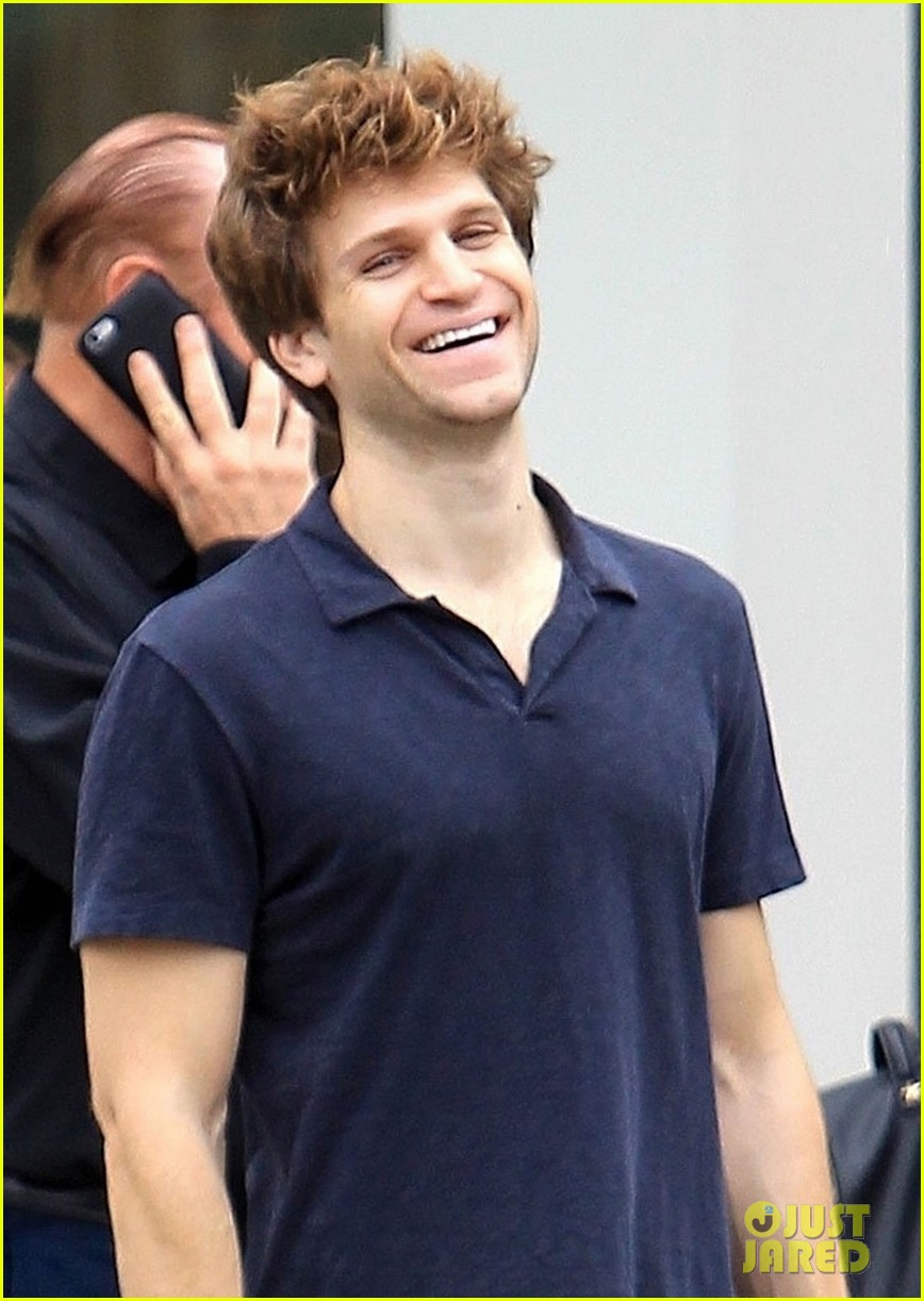 Keegan Allen Is Getting Ready For His Upcoming 'Hollywood ...