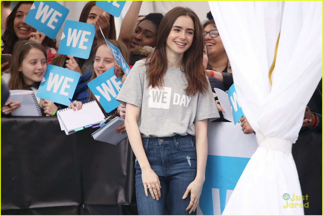 lily collins tallia storm rosie sophia grace we day london 08