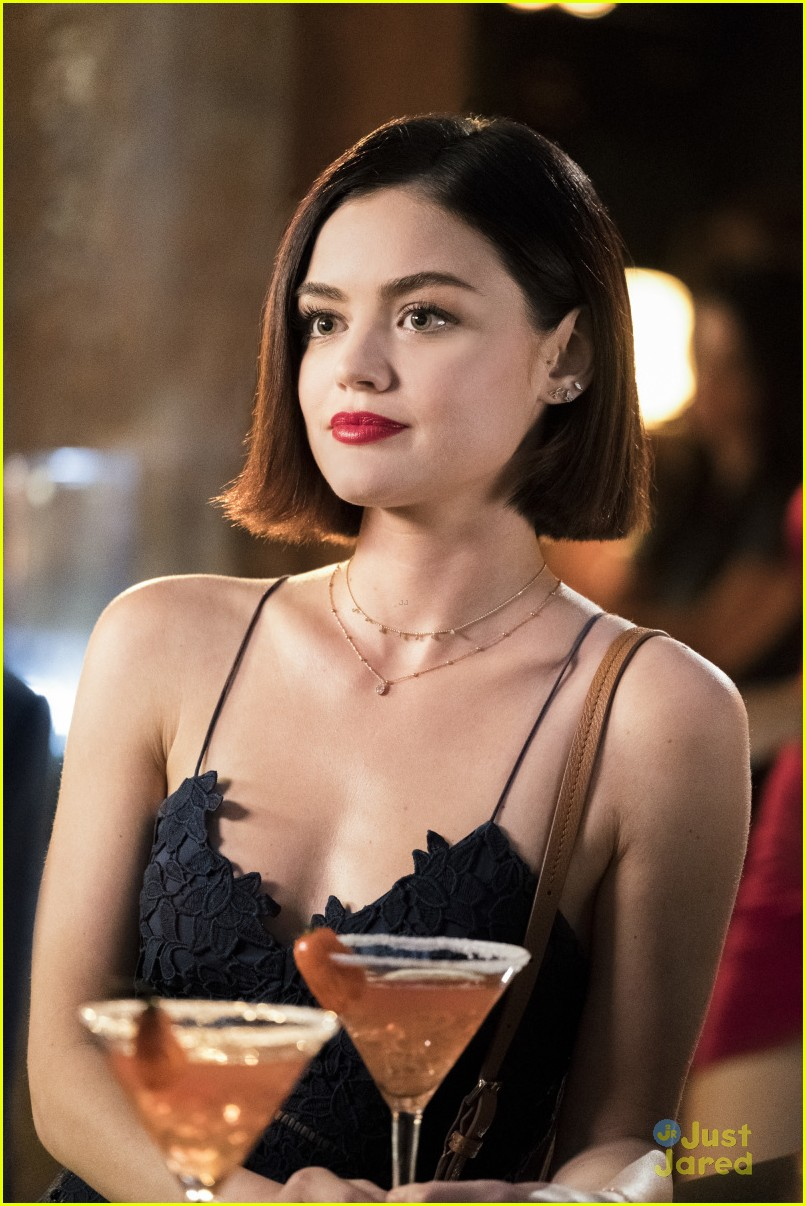 Lucy Hale Reveals How Fashion Beauty Say A Lot About Her New Life