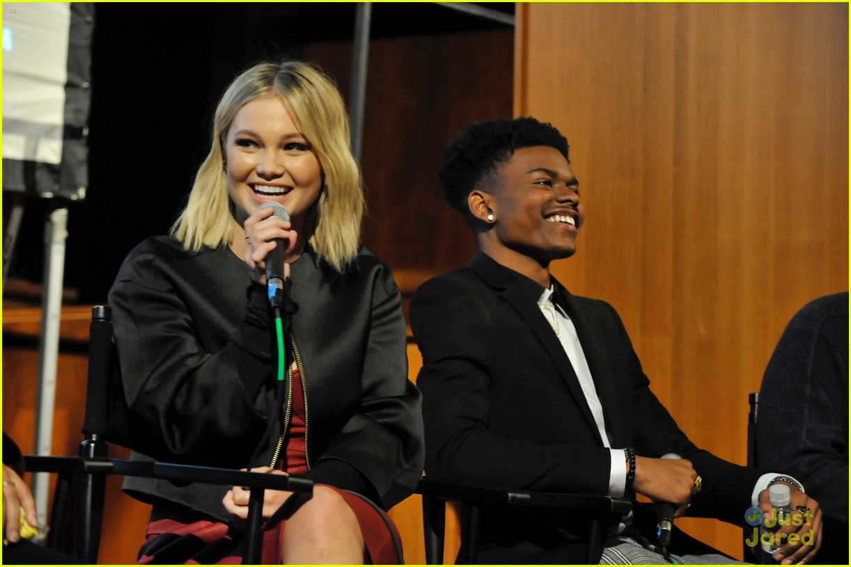 olivia holt aubrey joseph interrace romance cd 02