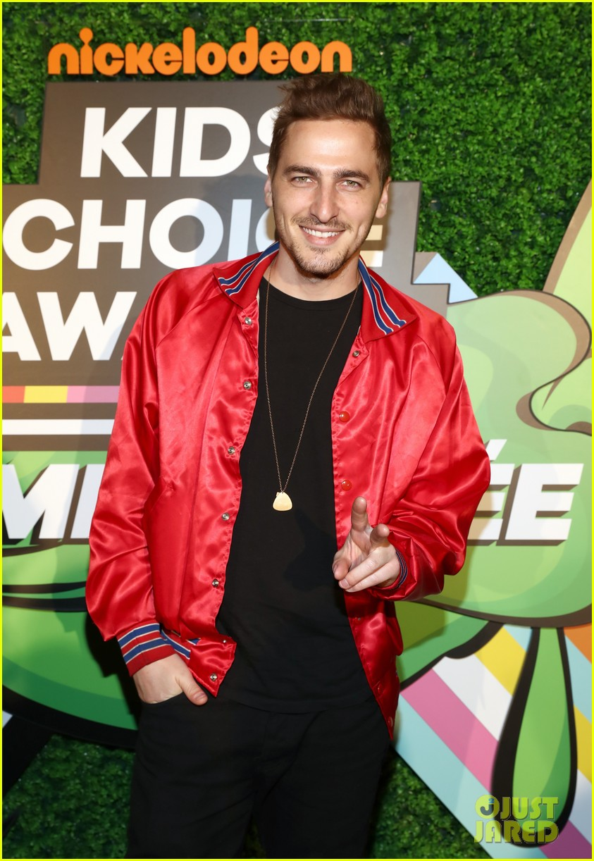 kendall schmidt teala dunn lilimar and more team up for kids choice awards slime soiree 21