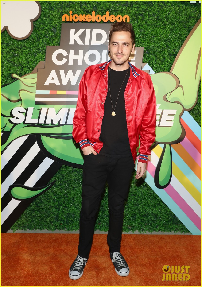 kendall schmidt teala dunn lilimar and more team up for kids choice awards slime soiree 23