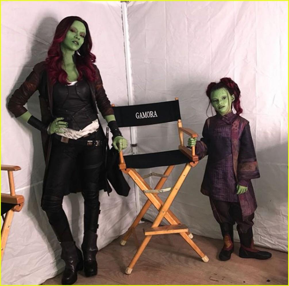 ariana greenblatt appears in avengers 02