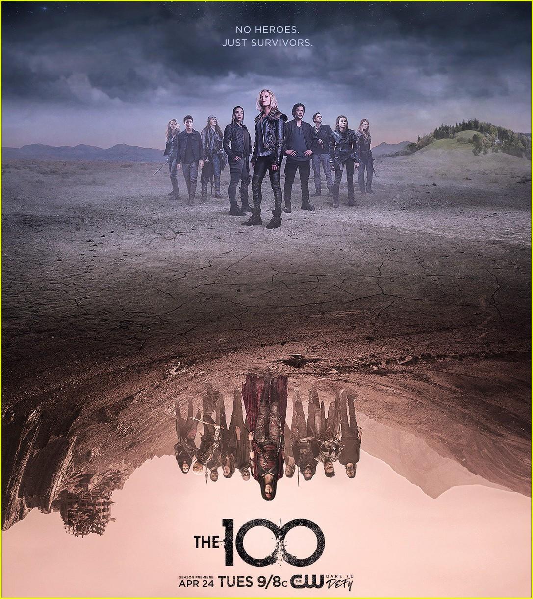 bob morley bellamy octavia 100 posters 03