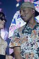 camila cabello and pharrell williams perform sangria wine at her la concert 07