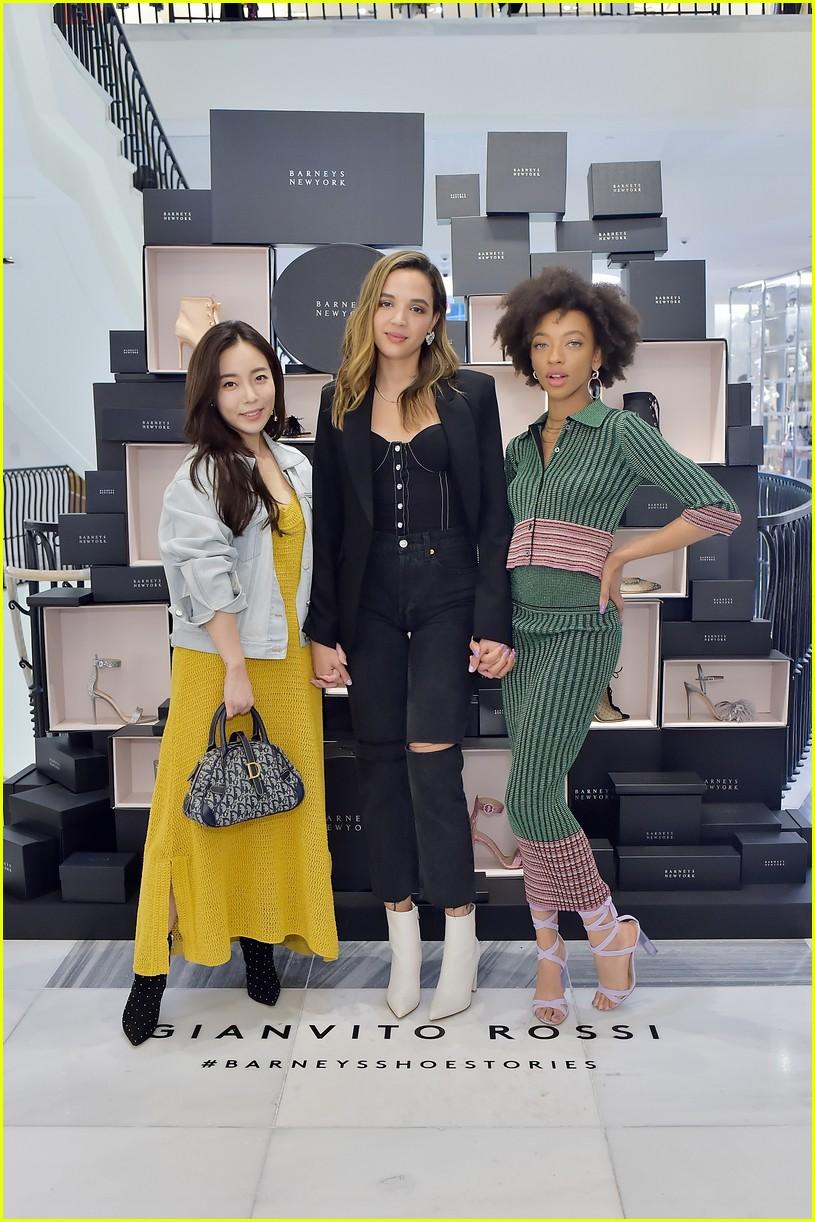 georgie flores barneys new york april 2018 00 4