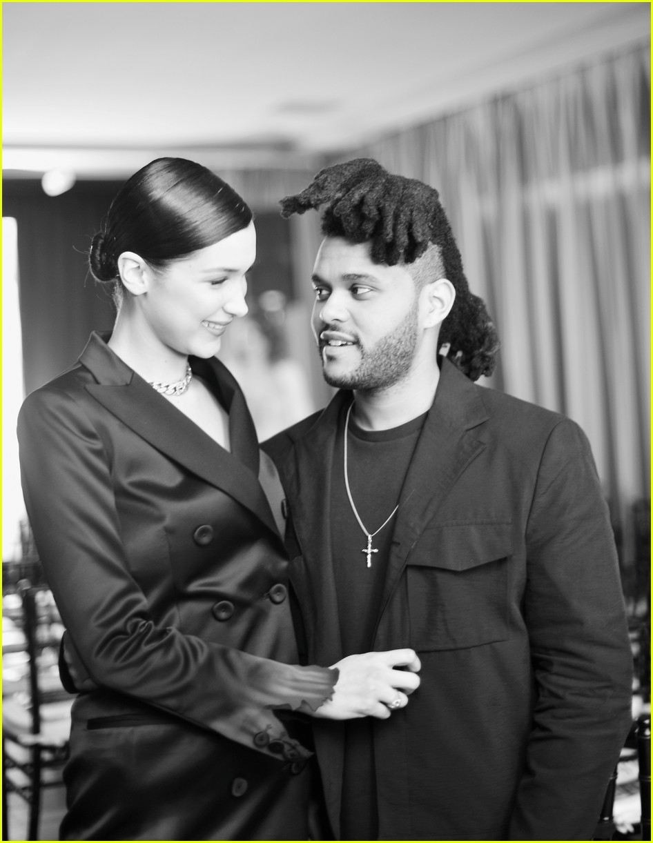 bella hadid denies kissing the weeknd 04
