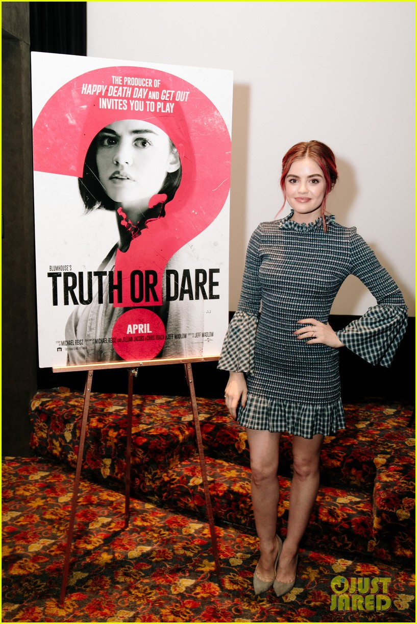 lucy hale tyler posey truth or dare premiere 40