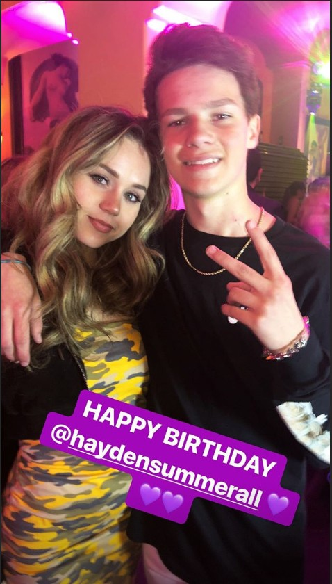 hayden summerall bday brec bassinger wishes more 04