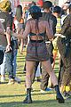 vanessa hudgens goes boho chic in paisley kimono at coachella 18