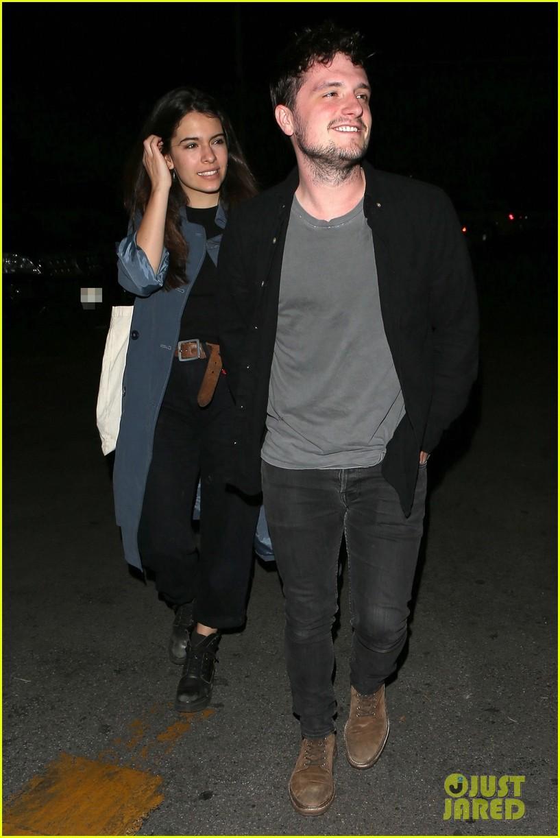 Josh Hutcherson & Claudia Traisac Couple Up for a Comedy ...