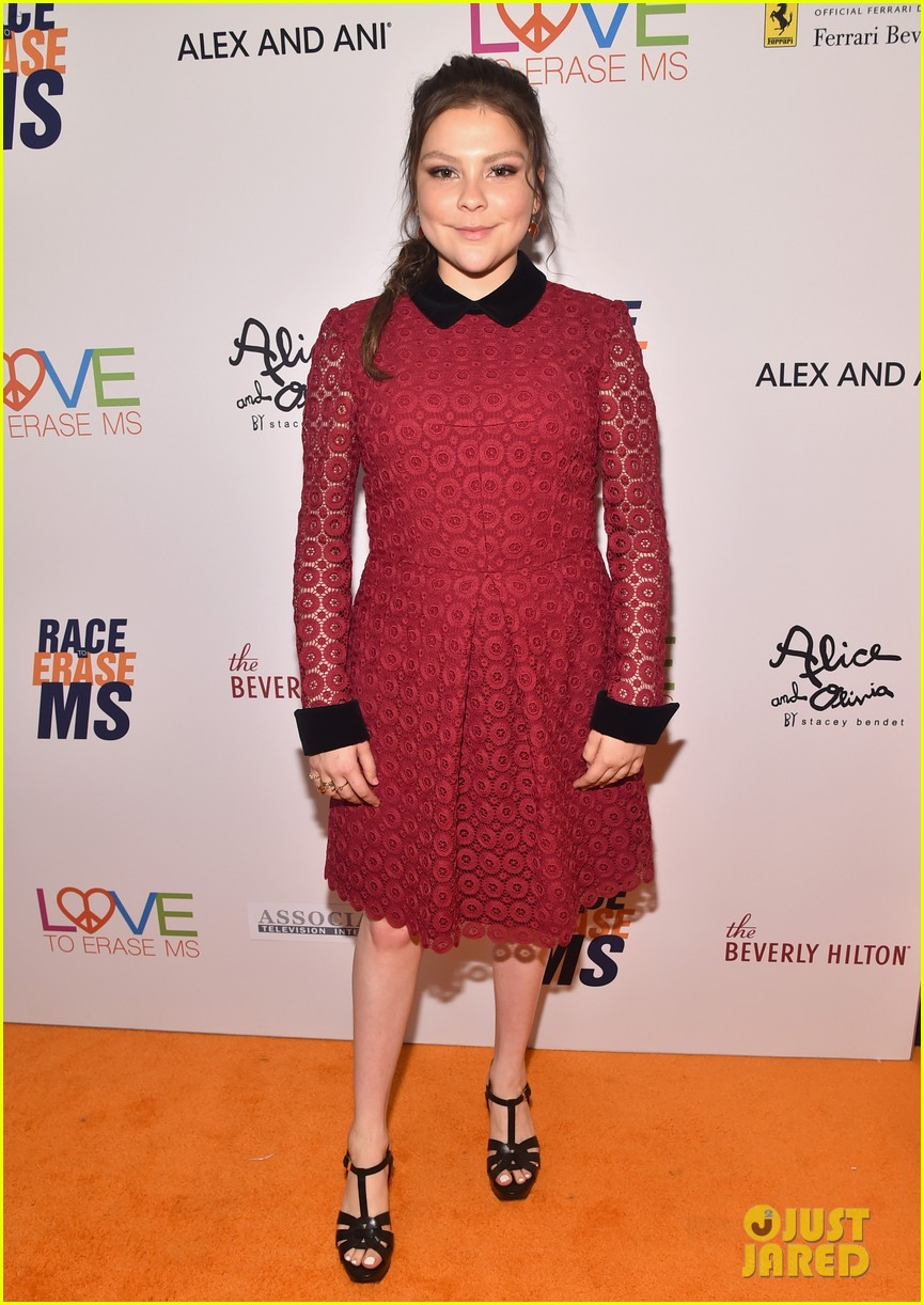 victoria justice aly michalka and garrett clayton keep it chic at race to erase ms gala 01