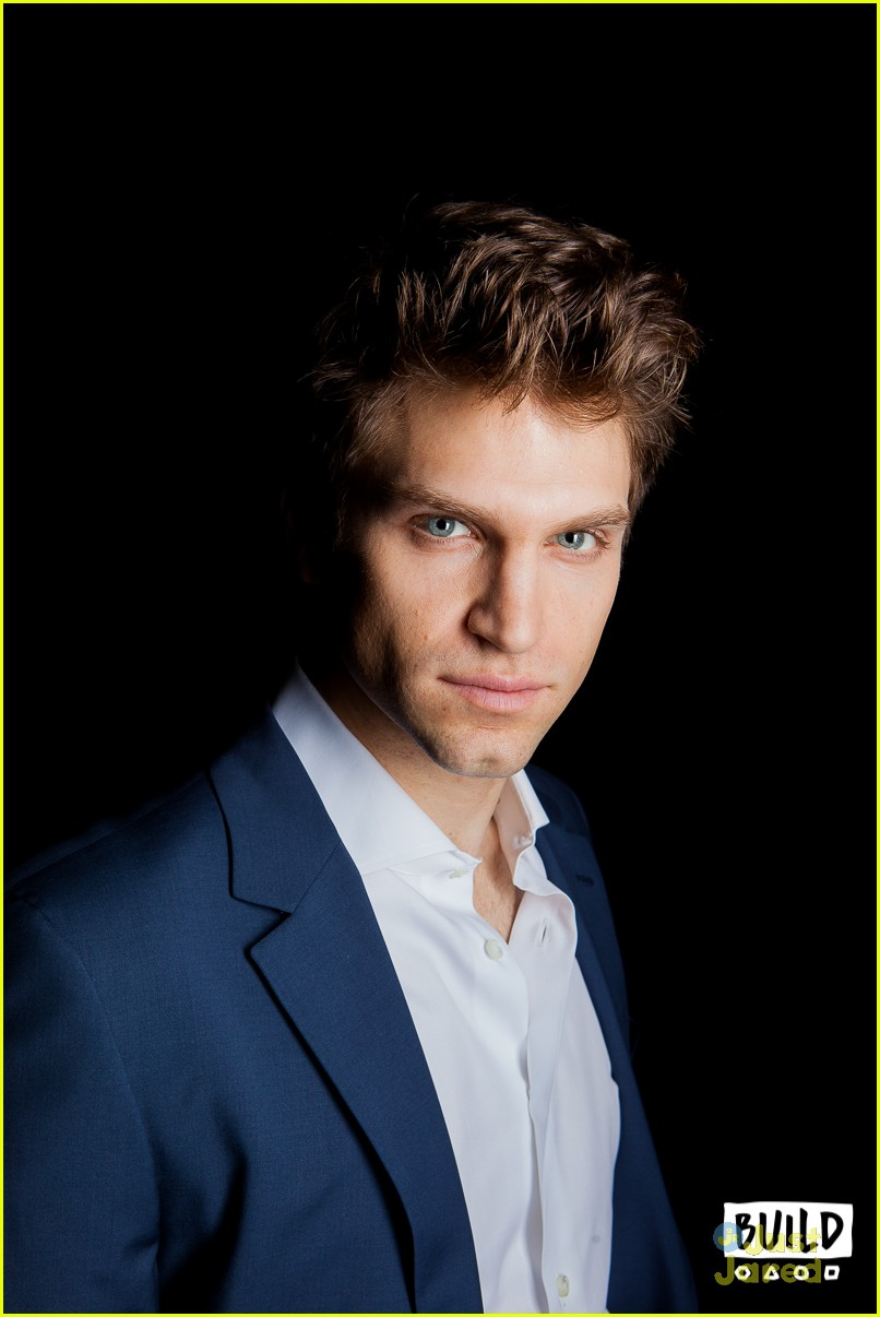 Keegan Allen Talks Up His New Photography Book 'Hollywood ...