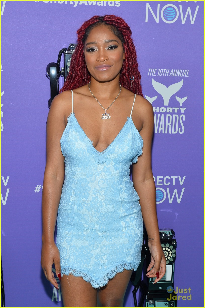 keke palmer shorty awards laurie hernandez francia raisa more 19