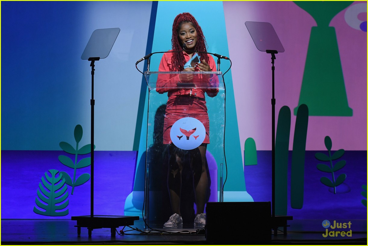 keke palmer shorty awards laurie hernandez francia raisa more 21