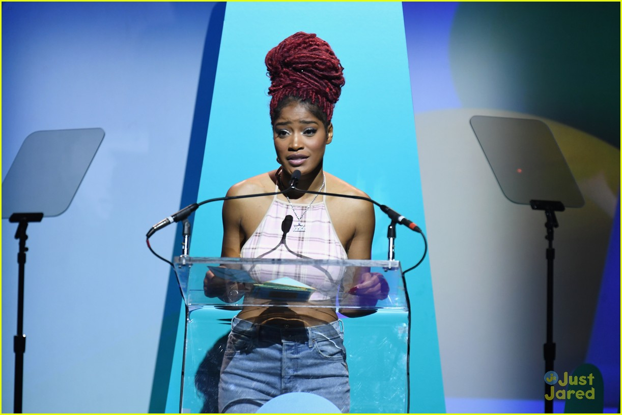 keke palmer shorty awards laurie hernandez francia raisa more 24