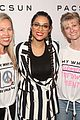 lilly singh monique olesya party purpose we day 27