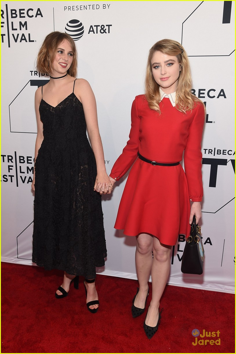 maya hawke kathryn newton little women tribeca 02