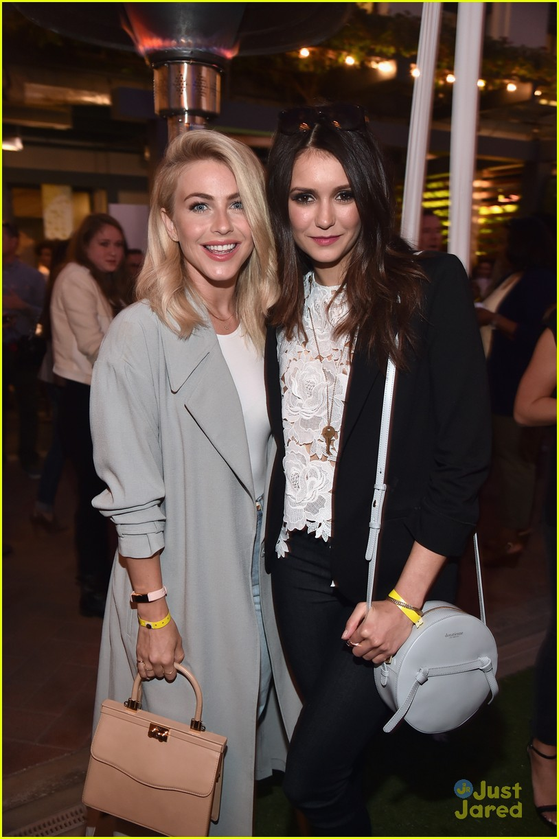 nina dobrev julianne hough friendship people 01