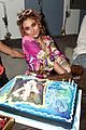 paris jackson birthday party chris brown 17