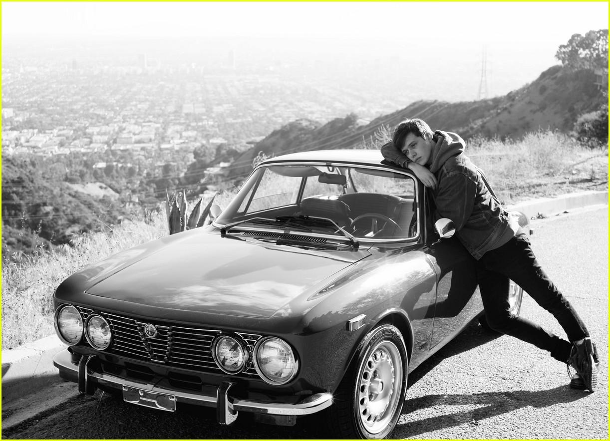Nick Robinson Is Our Hero For New Magazine Cover Photo 1151848 Alfa Romeo Magazines 01