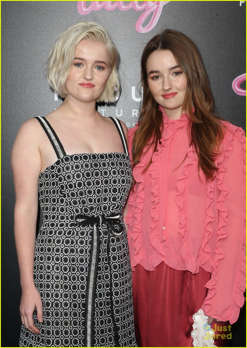 shannon purser molly devers tully premiere 03