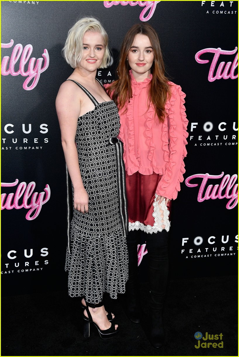 shannon purser molly devers tully premiere 05