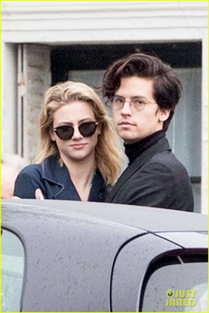 Cole Sprouse Photography Lili Reinhart