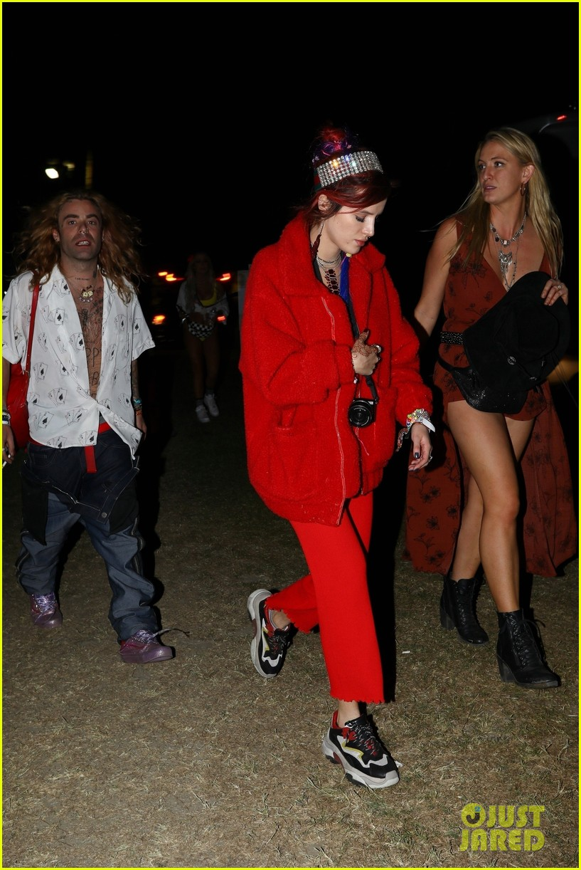 bella thorne checks out coachella with mod sun 03