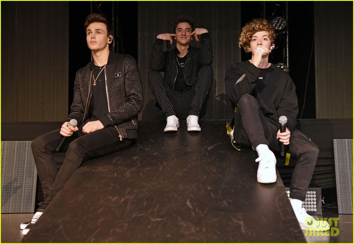why dont we take over nyc 03