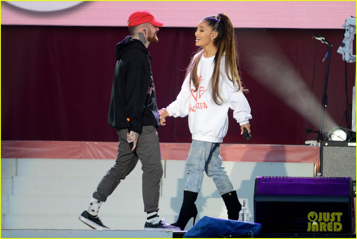 ariana grande mac miller couple 00