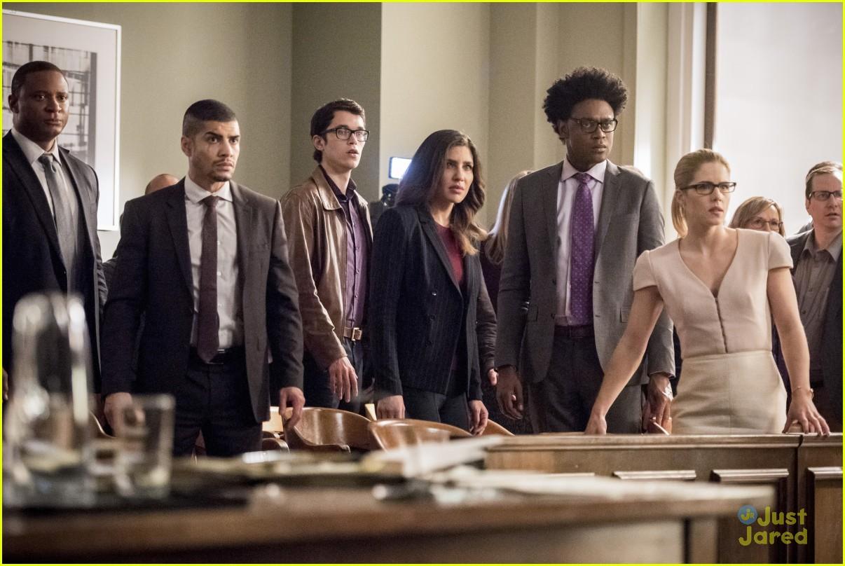 arrow cast talks oliver trial episode 05