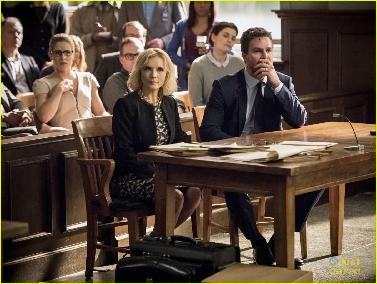 arrow cast talks oliver trial episode 07