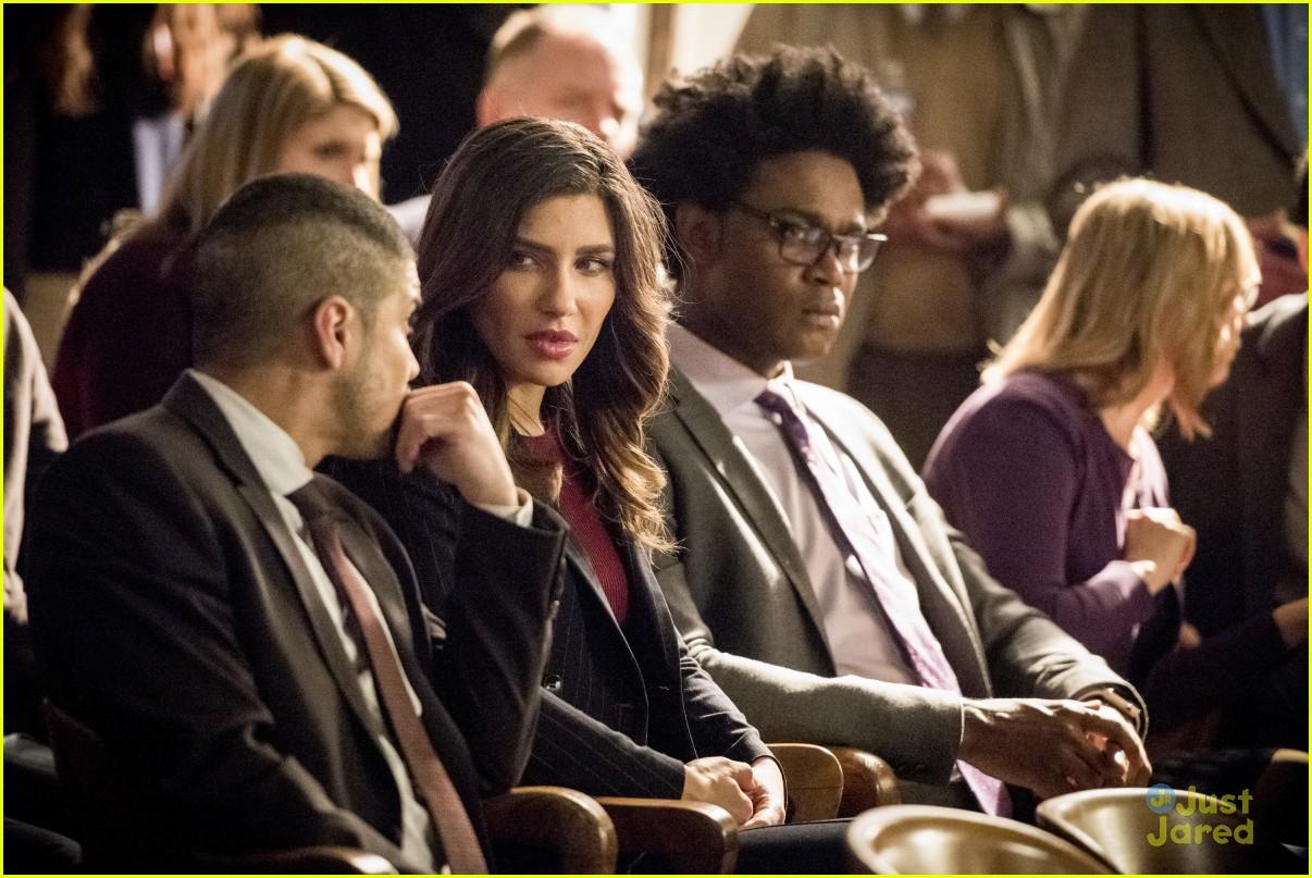 arrow cast talks oliver trial episode 08