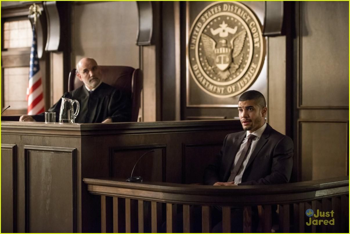 arrow cast talks oliver trial episode 15