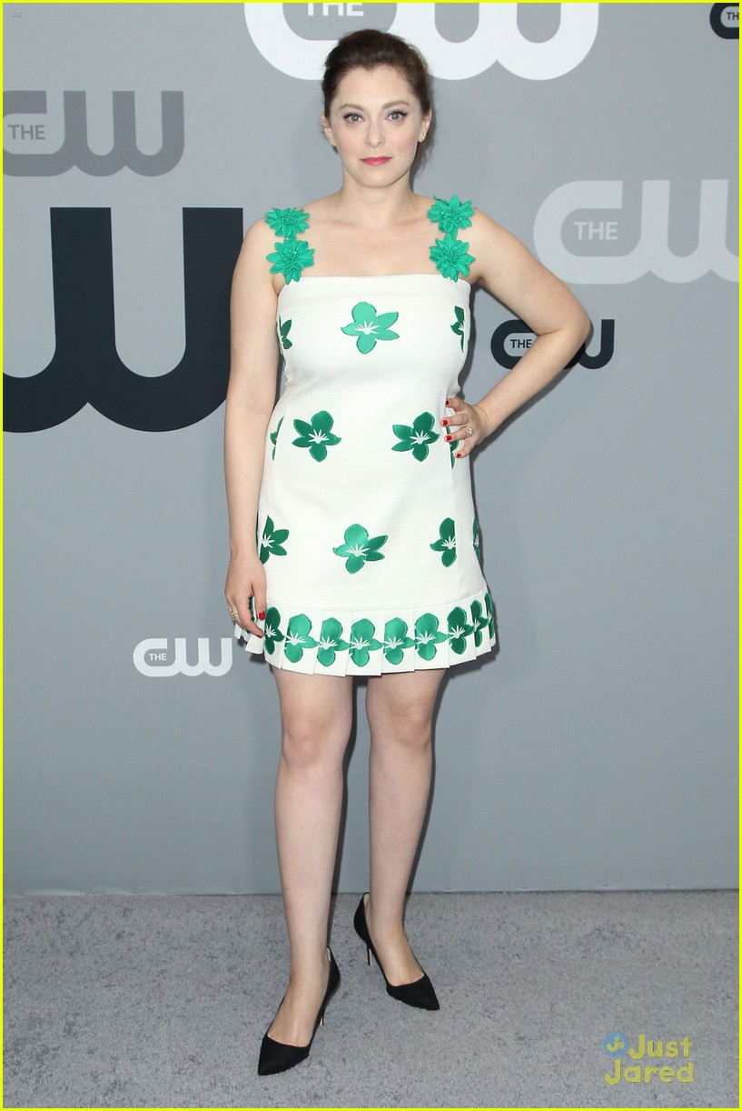 china mcclain nafessa wms liz gillies more cw upfront 01
