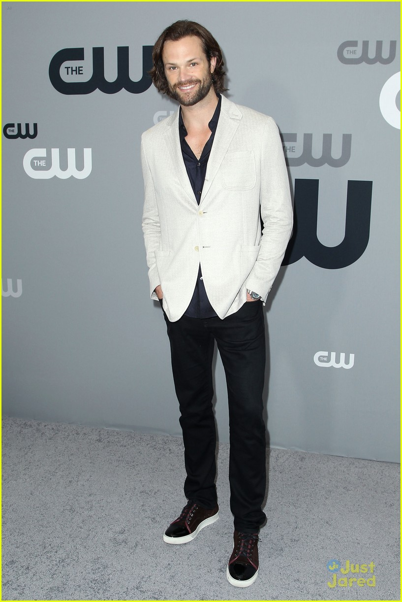 china mcclain nafessa wms liz gillies more cw upfront 07