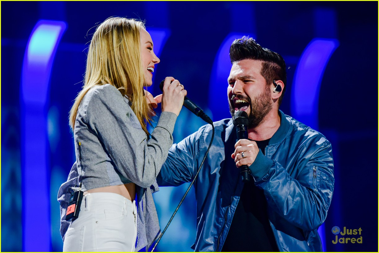danielle bradbery iheart festival gifted cast worth it collection 03