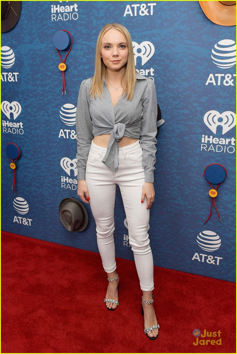 danielle bradbery iheart festival gifted cast worth it collection 07