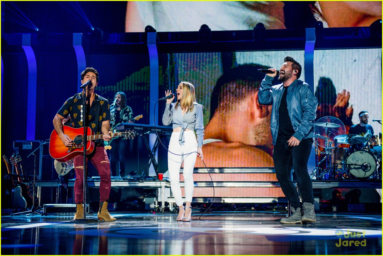 danielle bradbery iheart festival gifted cast worth it collection 13